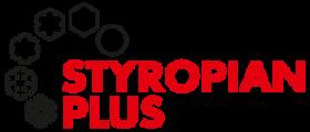 logo styropian plus